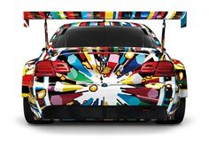 Art in the fast lane - in pictures | Art and design | The Observer #artwork #illustration #car