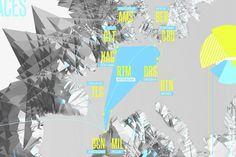 Eurotrip '12 - KFKS #kfks #diagram #infographics #kaerfkrahs #map #europe