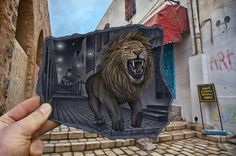 New pencil vs camera by Ben Heine | 123 Inspiration #heine #vs #camera #series #pencil