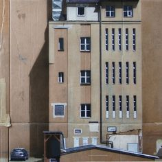 Cityscapes Cardboard Panels by EVOL | 123 Inspiration #urban #panels #street #spray #german