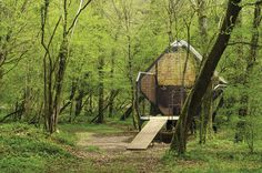 CJWHO ™ (forest pod retreats   la noisette + le nichoir by...)