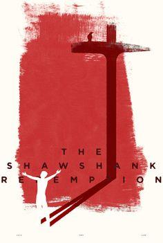 The Shawshank Redemption www.damngoodbrand.bigcartel.com
