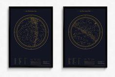 Celestial Maps on Behance