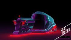 #beatracer #concept #enemy #jmchoe #lilasoft #car
