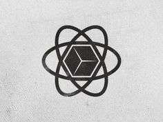 Dribbble - She Blinded Me With Science by Andrew Reifman #logo