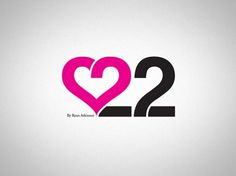 Onestep Creative - The Blog of Josh McDonald » Love Twenty Two #ryan #two #twenty #atkinson #fashion #love #typography