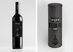 2.jpg (920×655) #packaging #elixir #wine