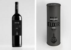 2.jpg (920×655) #packaging #elixir #wine