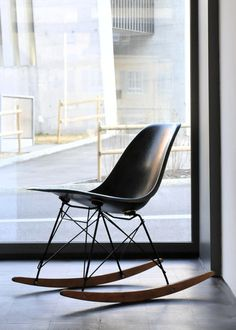 Eames RAR Rocking Chair, designed in 1950 #chair #eames #rocking #rar