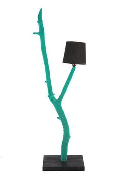 Tree by Nic Parnell #wood #lamp