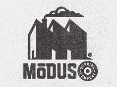 Dribbble - Branding by Kendrick Kidd #logo #industrial #factory