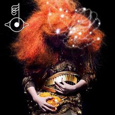 Video: Björk: #illustration #photography #graphic #female