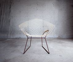 Lyla & Blu #interior #steel #chair #design #furniture #wire