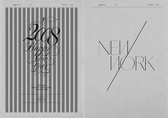 FFFFOUND! | - NEWWORK MAGAZINE ISSUE Nº1 - #print #design #newwork #editorial #magazine