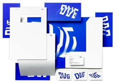 OVG re/developers #identity #blue