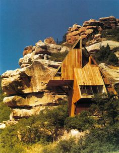 Arley Rinehart Associates, Cabin