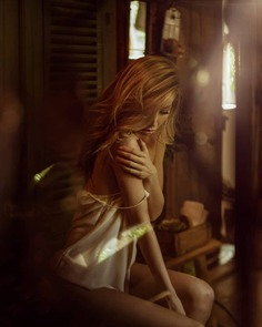 Marvelous Female Portrait Photography by Matt Carpenter