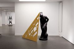 Nick van Woert #template #statue #sculpture
