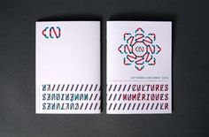 Superatelier #print #culture #program #brochure #typography