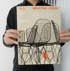 FFFFOUND! | itis edition. | 版語 — industrial design 21/5 June 1974 #modern #chair #design #bird #industrial #mid #century #modernism #eames