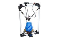 BI V2.0 – A self-replicating, high precision 3D Printer