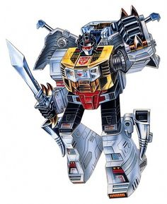 grimlock-680x833.jpg (680×833) #illustration #robot