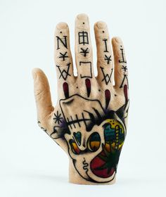 Melbourne Gallery, Thing Gallery, Tattooed Hands, Tattoos, Tattoo, Art Gallery, Art for Sale, Buy art, Tattoo art, Hand Tattoo, Silicone, Ta