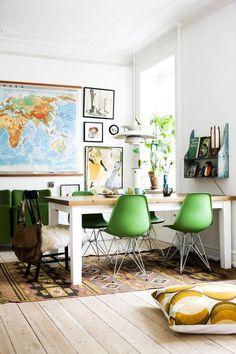Styling: Mette Helena Rasmussen e foto: Tia Borgsmidt #interior #design