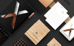 xylart bespoke woodwork carpeting branding brand design visual corporate design studio agency modern nice cool beauty beautiful best black b