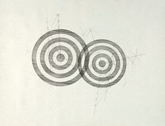 untitled (line studies) 2011_01 | Flickr Photo Sharing! #abstract #lines #circles #minimal #drawing