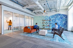 PayPal Headquarters Renovation / HGA and SWA Group / Living Room Style Seating Pt.2