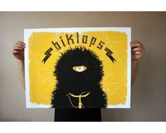 Biiklops 2010 | Peter Worth Art & Design #print #worth #screen #illustration #peter #poster #biiklops