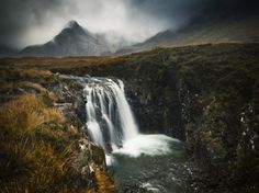 North Northwest Beginnings by Julian Calverley