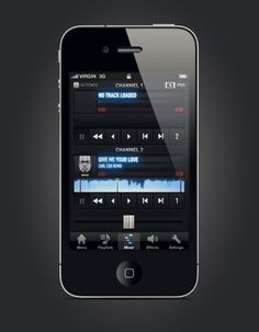 Category: Work » Jonas Eriksson #cox #carl #i #ux #ipad #design #ui #iphone #app #music