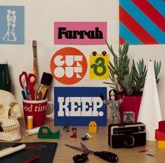 RINZEN . Farrah - Cut-out & Keep #music