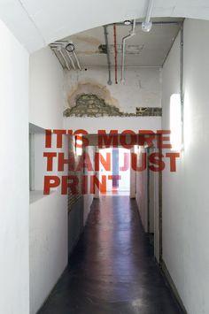 Anamorphic Typography #type #space