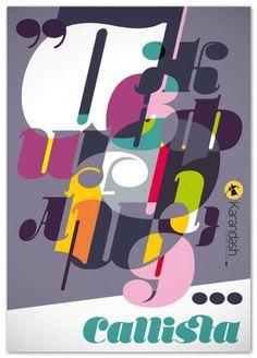 Karandash Type & Graphics Foundry » Archive » Ka Callista #font #fat #black #extra #calista #excellent #typography