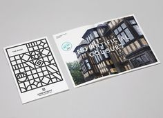 8 | A British Town Tries To Reinvent Itself For Tourists, Via Branding | Co.Design: business + innovation + design #print #branding