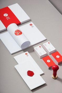 Onestep Creative - The Blog of Josh McDonald » Sales Desk Polen Corporate Identity #logo #identity #branding #stationery