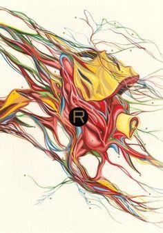 Rant #jacket #color #rodrigo #book #illustration #corral