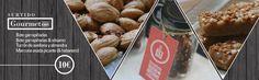 Marcona almonds, sesame almonds | Packaging & food #packaging #food #photography #slider #web #good