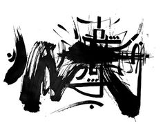 (1) Tumblr #international #calligraphy #ink #script #brush #typography