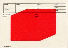 P! - Karel Martens: Selected Letterpress Works #martens #works #karel #letterpress