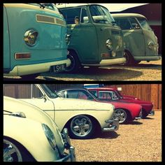 All sizes | VW's | Flickr - Photo Sharing! #beetle #cars #kombi #karmann