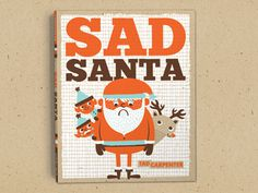 Sad Santa Out Now! #carpenter #tad