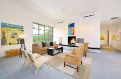 Santa Fe Contemporary Home Designed to Showcase an Art Collection 3