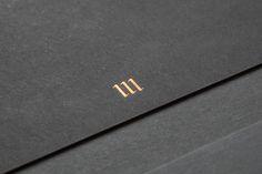 Marangoni Gino | Personal Brand. #copper #hot #foil #elegant #sober #minimal#favini #burano #paired #monogram #print #design