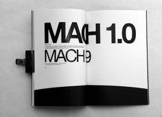 die neue serif magazine on the Behance Network #mach #die #neue #serif #black #magazine