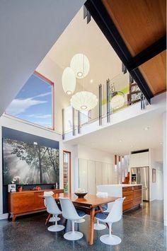 Double High house