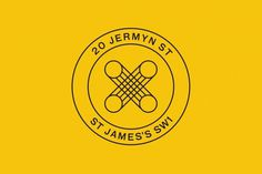 20 Jermyn Street. Tailored for luxury living – dn&co. #logo #branding
